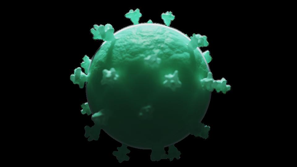 Virus, Coronavirus, Health, Bio, Medical, Transparent