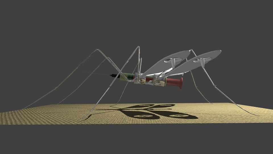 Drone, Medical, Mosquito