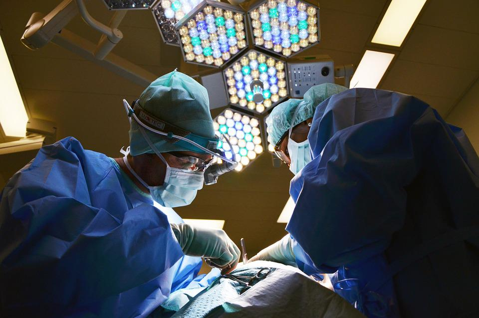 Doctor, Surgeon, Operation, Instruments, Medical