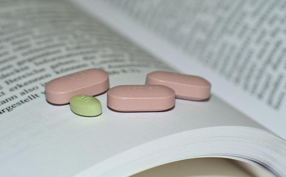 Medical Drug Book