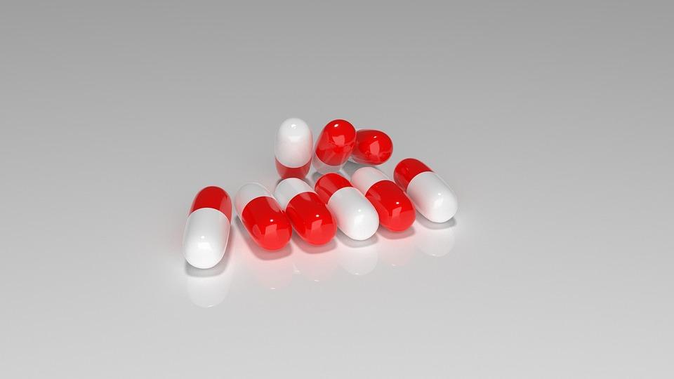 Desktop, Medicine, Color, Pill, Closeup, Shining