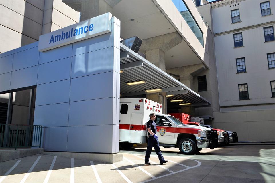 Emergency Room, Ambulance, Ems, Emt, Medic, Medicine