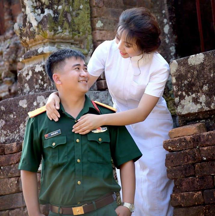 Soldier, Medicine, Couples, Romantic, Girl, Boy