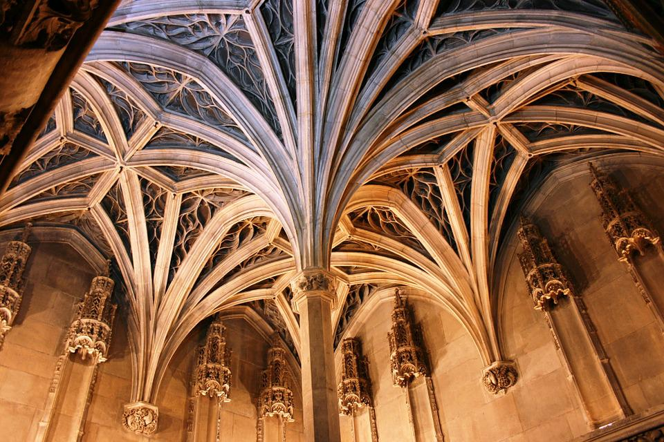 Medieval Architecture, Museum Of The Middle Ages, Paris