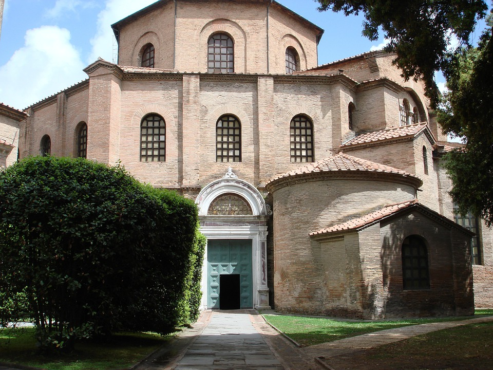 Church, Italy, Medieval, Building, Cathedral