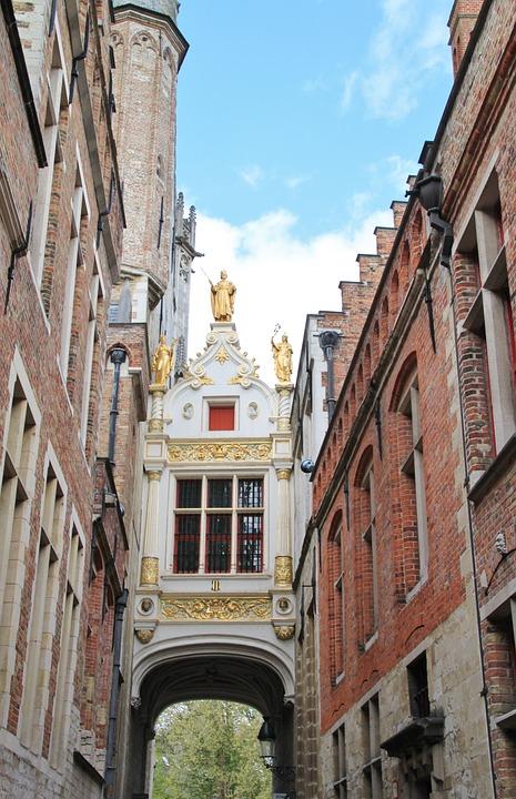 Bruges, Belgium, Medieval City, Historically