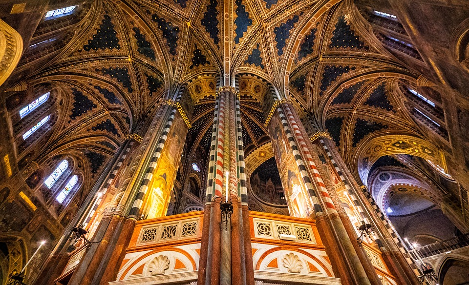 Church, Cathedral, Architecture, Medieval, Holy