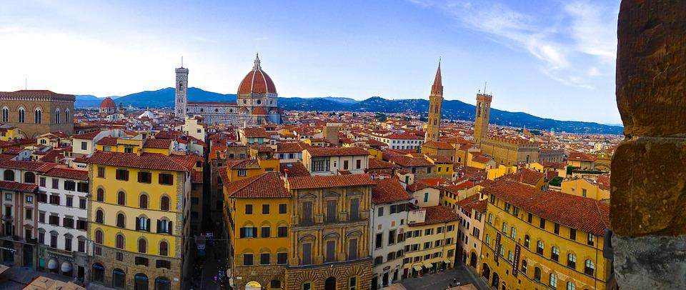 Firenze, Florence, Italy, Travel, Vacation, Medieval