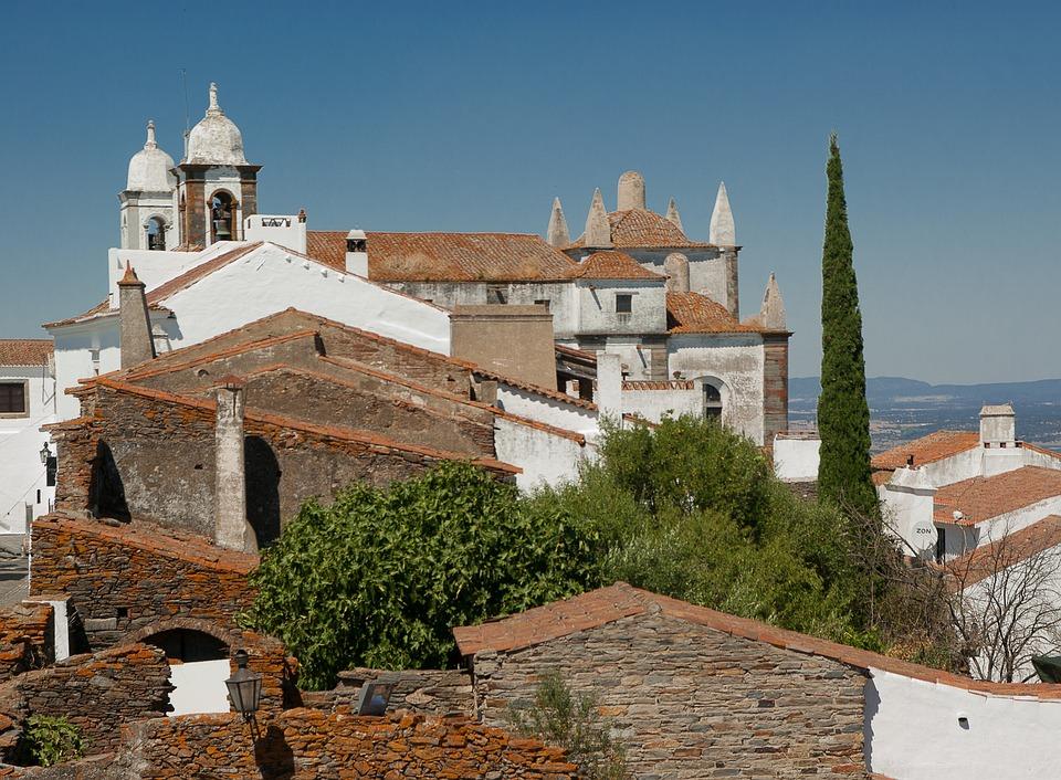 Portugal, Medieval Village, Church