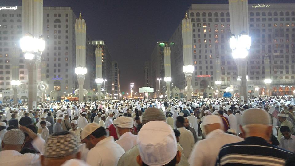 Medina, Muslim, Mosque