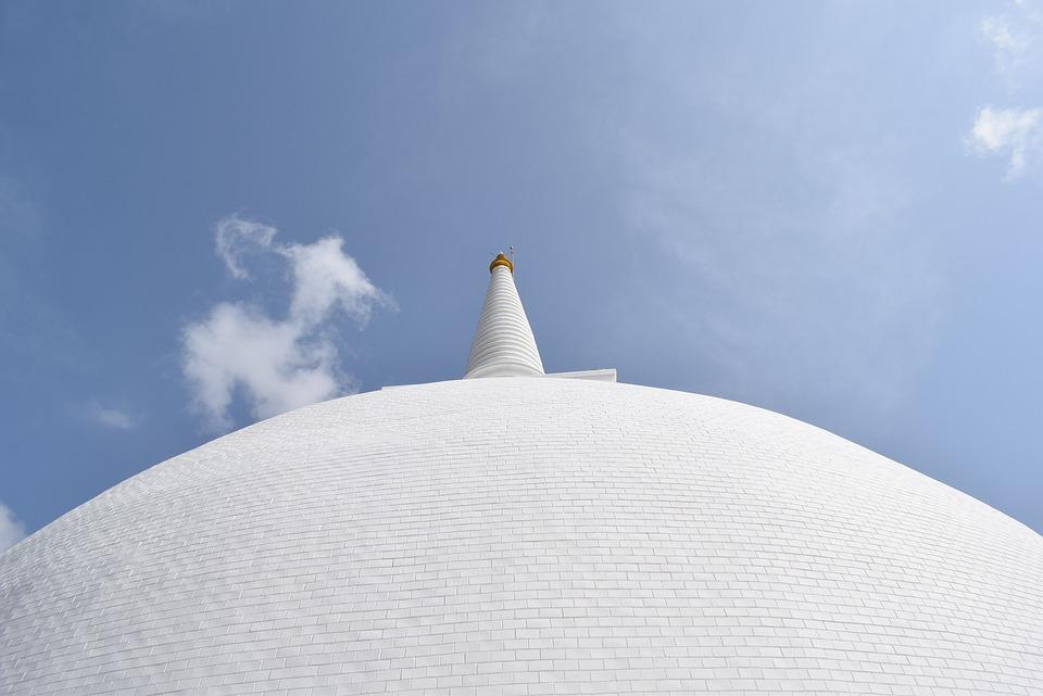 Temple, Buddhist, Asia, Meditation, Buddha, Zen, Travel
