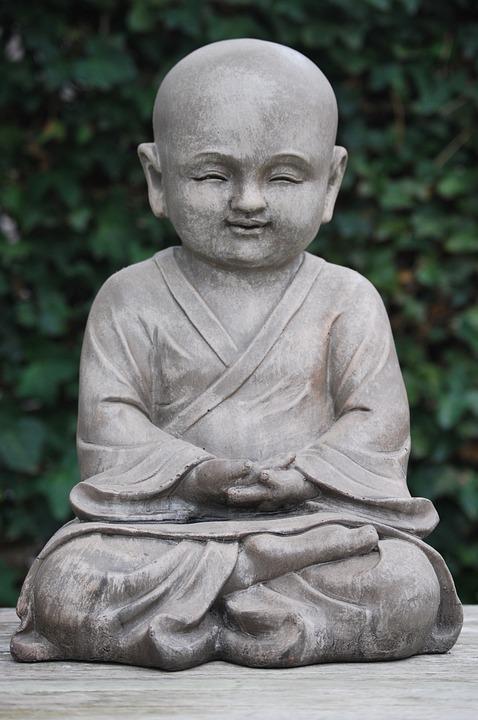 Image, Buddha, Meditation, Faith, Spirituality, Rest