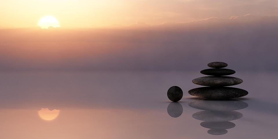 Balance, Meditation, Meditate, Silent, Rest, Sky, Sun