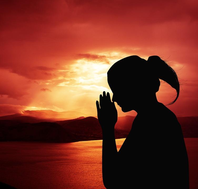 Spirituality, Meditation, Yoga, Inner Calm, Contrast