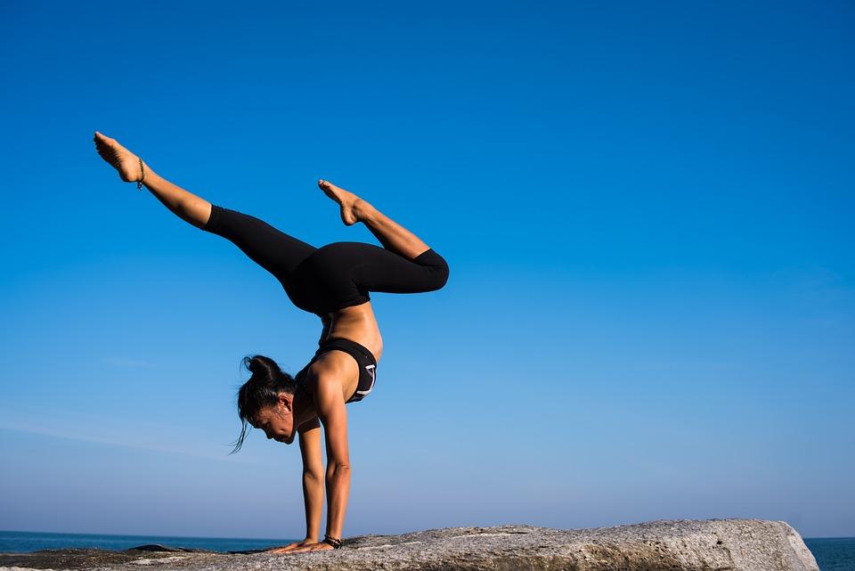 People, Woman, Yoga, Meditation, Fitness, Health