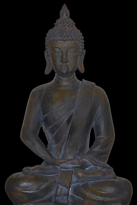 Buddha, Image, Meditation, Zen, Rest, Spirituality
