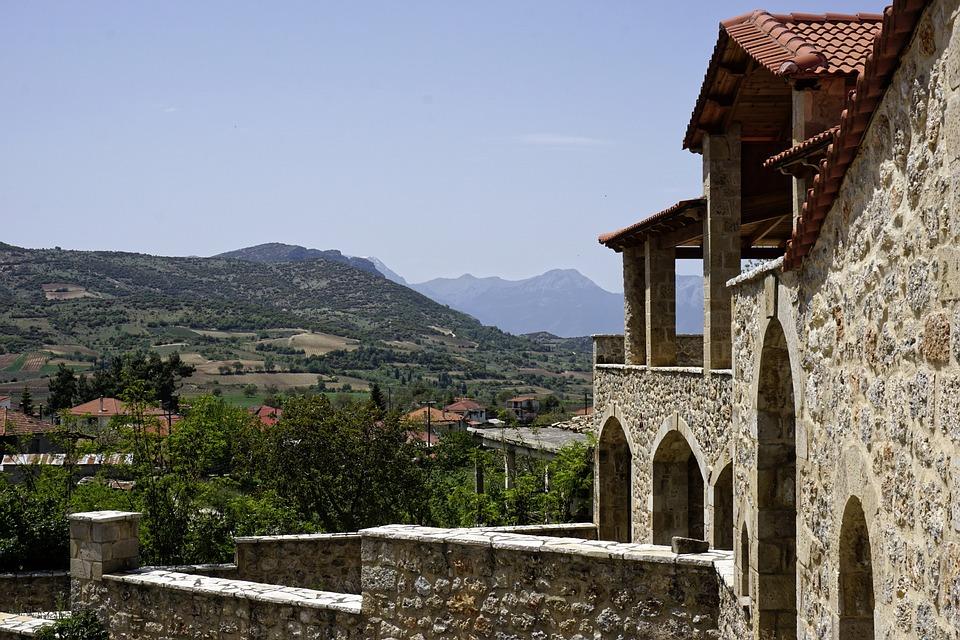 Peloponnisos, Greece, Mediterranean, Stymfalia, Arkadia
