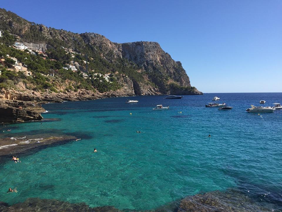 Spain, Mallorca, Sea, Mediterranean, Island, Balearic