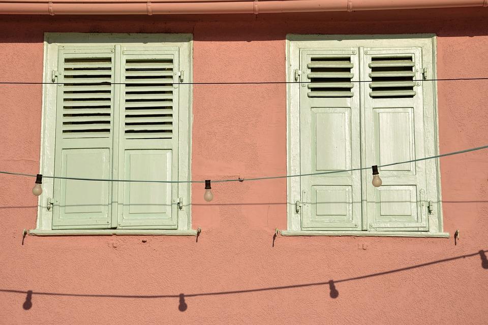 Window, Facade, Building, Flair, Mediterranean, Old