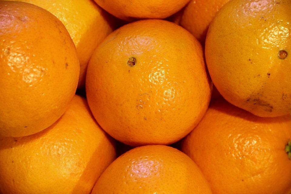 Oranges, Tropical Fruits, Mediterranean, Fruit