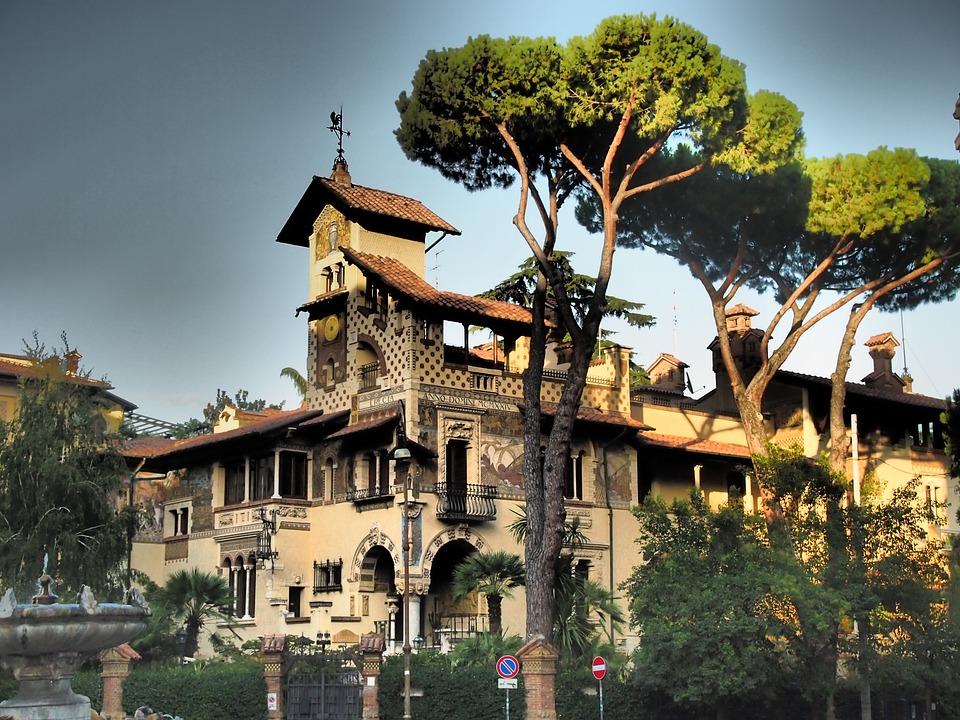 Rome, Residence, Italy, Mediterranean, Romantic, Home