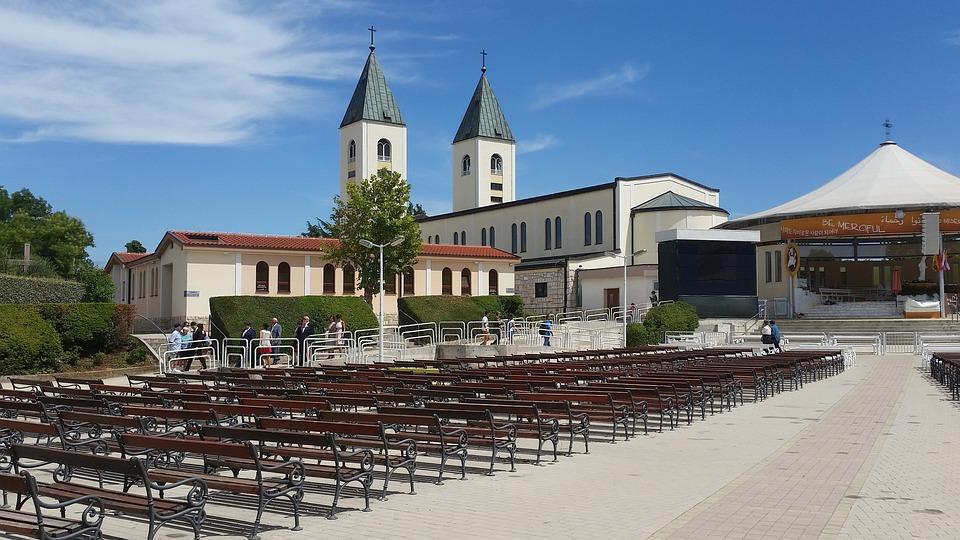 Medjugorie, Pilgrimage, Church