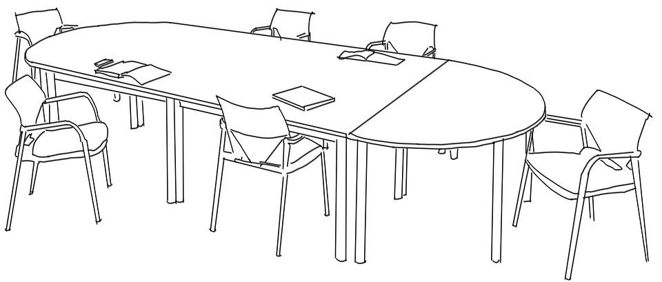 Meeting Room, Office, Chair, Conference, Business