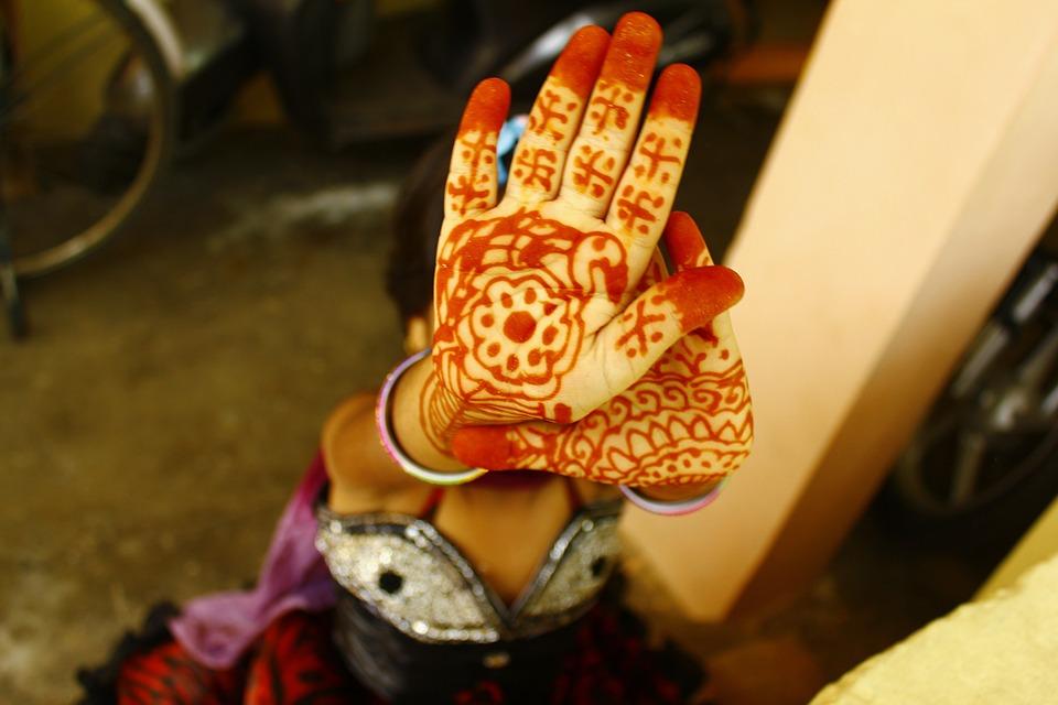 Mehendi, Indian Tradition, Design, Fashion, Tattoo