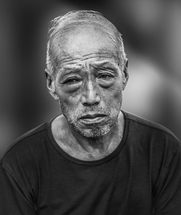 Man, Old Man, Old, Melancholy, Elder, Person, Aging