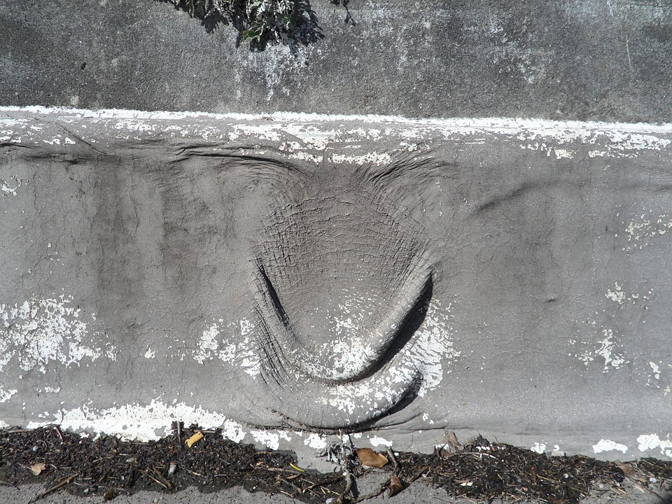 Stone, Wall, Melting, Texture, Concrete, Textured