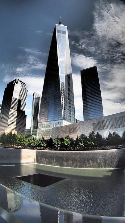 New York, World Trade Center, 1wtc, Memorial
