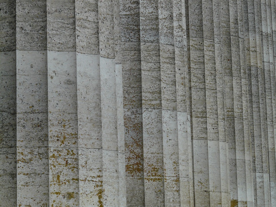 Columnar, Walhalla, Memorial, Hall Of The Fallen