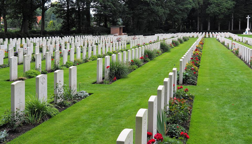 Cemetery, War, Memorial, Military, Remembrance Day