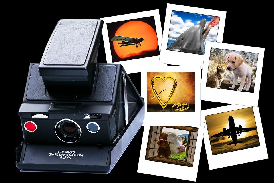Photograph, Photo, Polaroid, Camera, Images, Memories