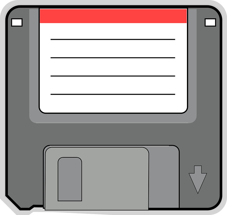 Floppy Disc, Floppy, Storage, Disc, Computer, Memory