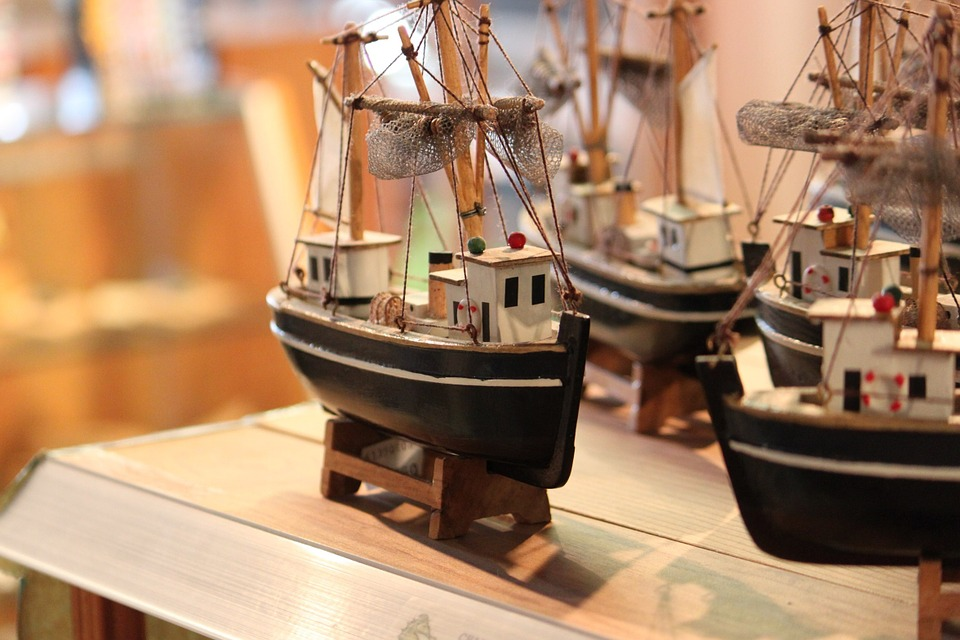 Boat, Model, Toy, Decoration, Memory