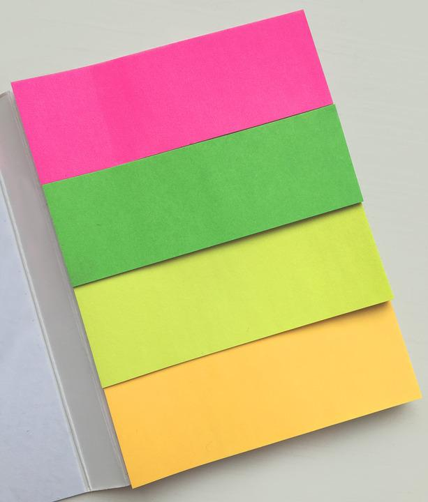 Postit, Note, Available, Desktop, Office, Memory