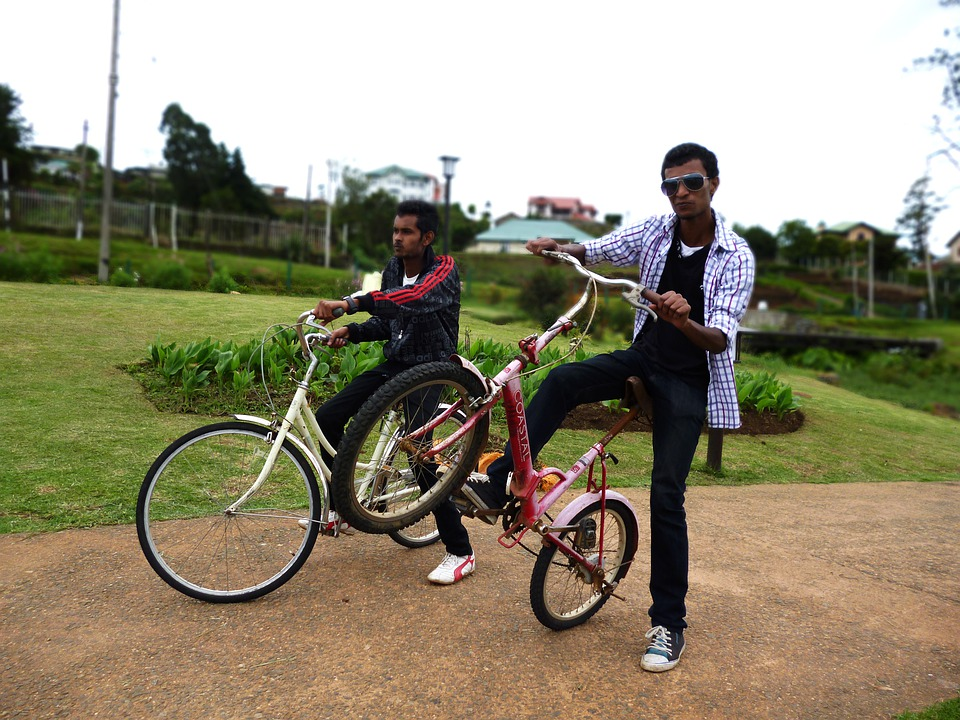 Bikes, Vehicle, Bicycles, Men, Sri Lanka, Fun, Sports