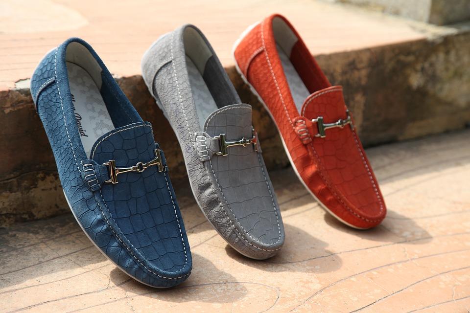 Men's Shoes, Fashion, Driving