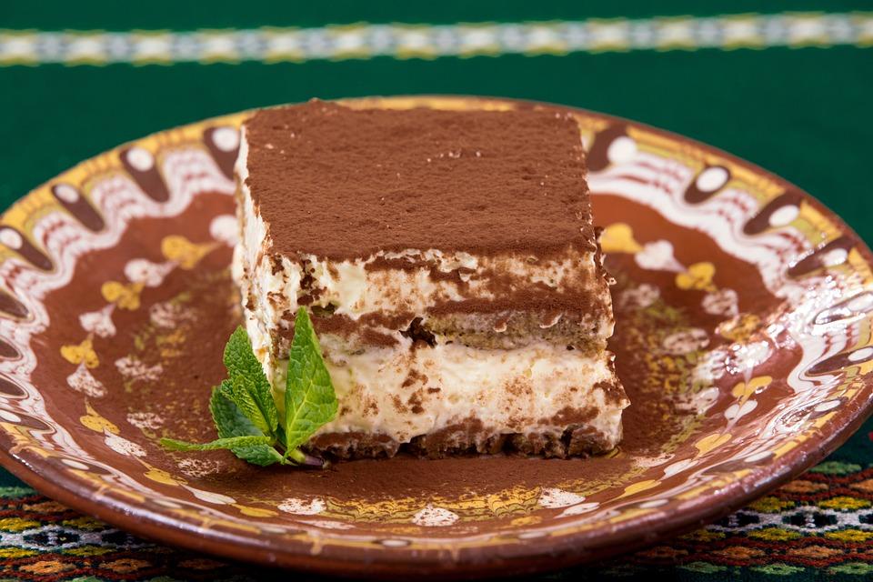 Food, Tiramisu, Dessert, Cake, Tasty, Menu, Sweet