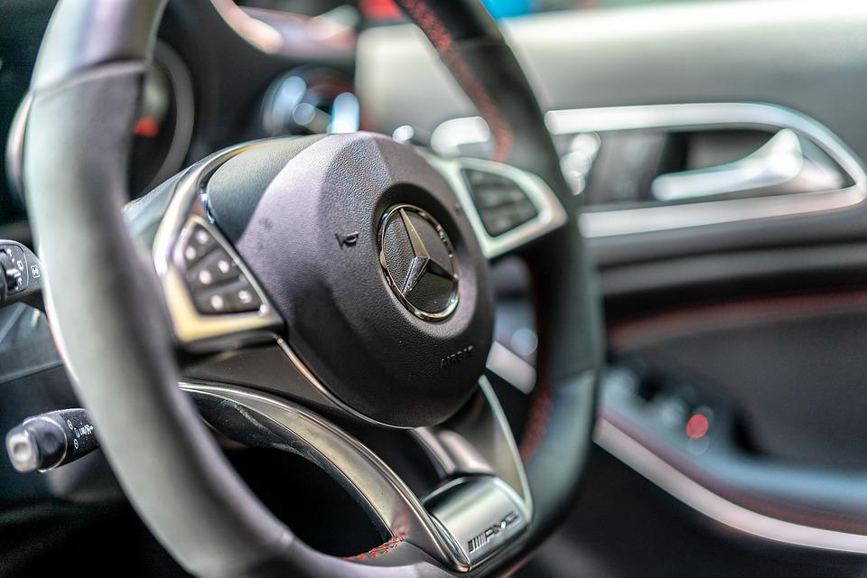 Amg, Mercedes, Benz, Car, Racing, Indoor, Gla45, Gla