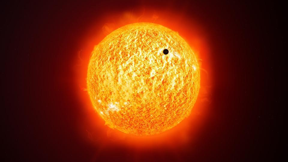 Sun, Mercury, Merkur Transit, Transit, Universe, All