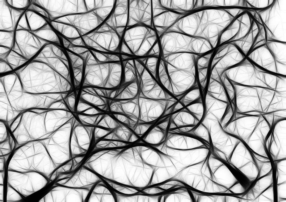 Network, Wattle, Yarn, Tissue, Mesh Factory