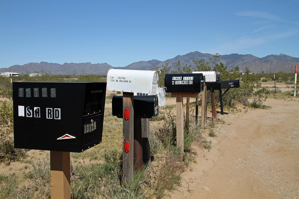 Letter Box, Us, Mail, Letter, Message, Correspondence