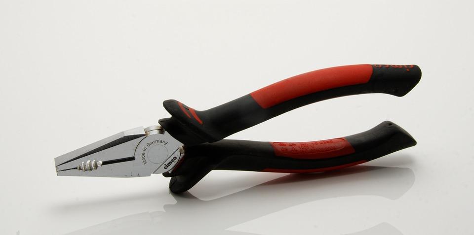 Pliers, Tool, Metal, Craft