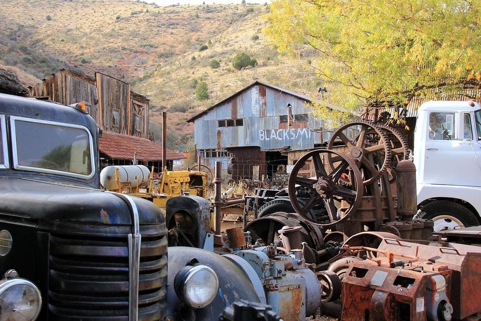 Free photo Metal Junkyard Rust Abandoned Junk Abandon Truck - Max Pixel