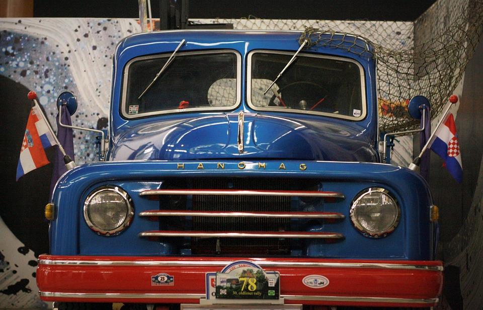 Old, Truck, Vintage, Car, Rusty, Metal, Antique