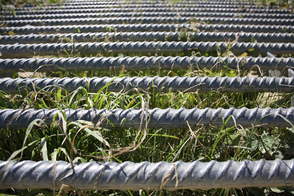 Tubing, Metal, Planning, Repetition, Grass