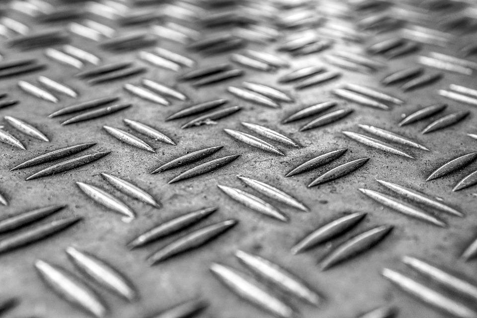 Corrugated Sheet, Sheet, Texture, Alu, Shiny, Metal