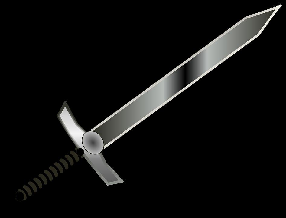 Sword, Medieval, Weapon, Metal